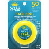 Ocean Potion Face Clear Zinc Oxide Sunscreen SPF 50