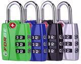 Forge TSA Travel Luggage Locks