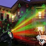 The Holiday Aisle Indoor/Outdoor Laser Projection