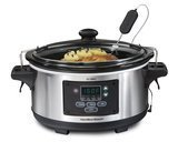 Hamilton Beach  Set 'n Forget Programmable Slow Cooker