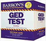 Barron's GED Test Flash Cards