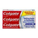 Colgate Baking Soda and Peroxide Whitening Toothpaste