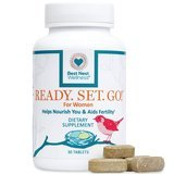Best Nest Wellness Fertility Support Prenatal Multivitamin