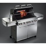 Weber Summit Stainless Steel  60,800-BTU Grill