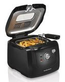Hamilton Beach Cool Touch Deep Fryer with Basket