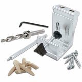 General Tools E Z Pro Pocket Hole Jig Kit