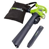 Greenworks 2-Speed Corded Blower and Vacuum
