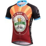 Mengliyo MR Strgao Men's Cycling Jersey
