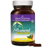 New Chapter ZyflaMend Joint Supplement and Herbal Pain Relief