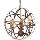 Niuyao Industrial Vintage Chandelier