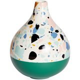 Now House by Jonathan Adler Terrazzo Droplet Vase