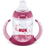 NUK Focus Fashion Hearts Learner Cup, 5-Ounce