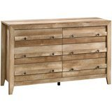 Sauder Dakota Pass 6-Drawer Dresser