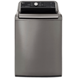LG 5.5 Cu. Ft. 12-Cycle Top-Loading Washer with TurboWash3D Technology
