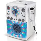 Singing Machine Groove Cube Bluetooth Karaoke System