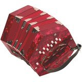 Trinity College Diatonic 20-Button Anglo Concertina